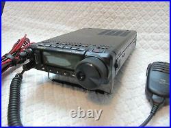 Yaesu Ft 891 Amateur Ham Radio Transceiver