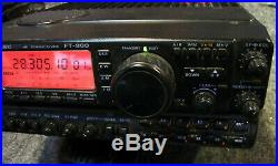 Yaesu Ft-900 Ham Radio