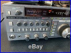 Yaesu Model-ft-736r Vhf/uhf Transceiver