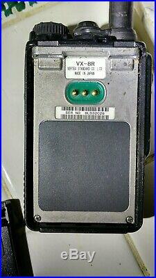 Yaesu VX 8R Radio Transceiver