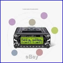 Zastone ZT-D9000 Mobile Radio AM FM Air band Receiver Relay Station Car Intercom